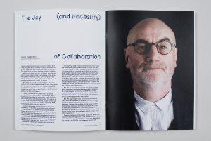 Adrian Shaughnessy design grafico
