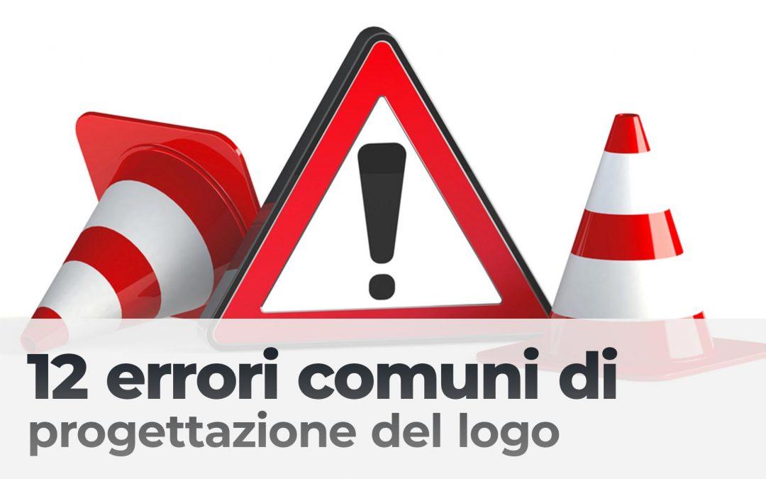 12 errori di progettazione logo