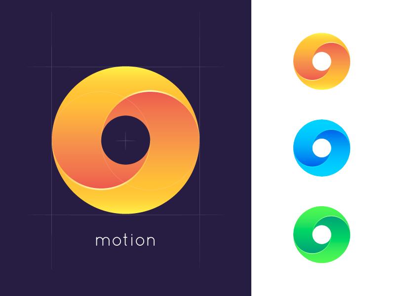 movimento logo design